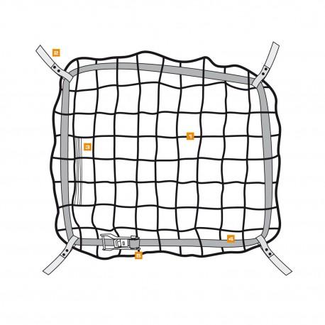 Filet de protection pour lanterneau