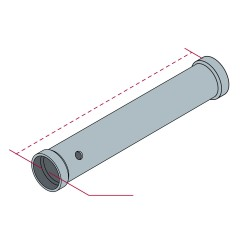 Lisse rigide Ø30mm