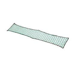Filet à marcher Polyéthylène, Ø4mm, maille double losange 70mm, coloris vert