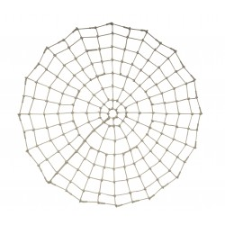 Spiderman Net: PP Ø16mm, knotted square mesh