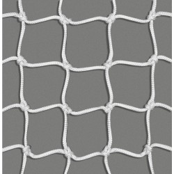White polyamide safety net - 50mm mesh