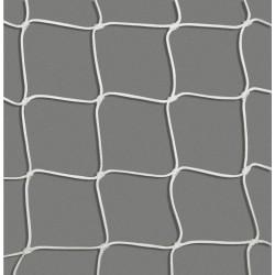 White PA railing net