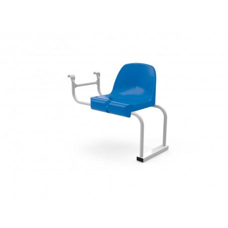 Chaise d'arbitre latérale