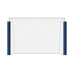 Protection pour poteaux de handball (jeu de 2u)