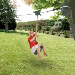 Zip wire kit for children
