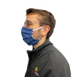 Masques en tissus réutilisables et lavables