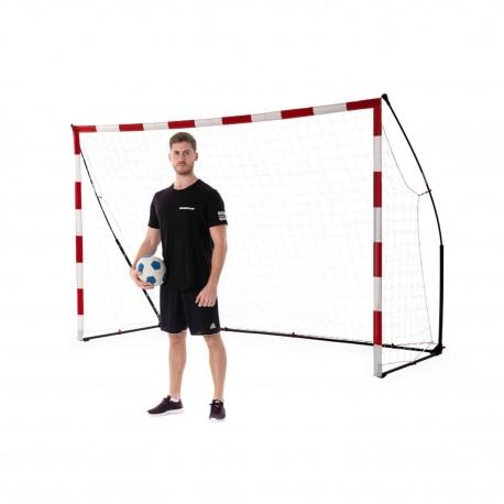 But de handball débutant auto-lesté