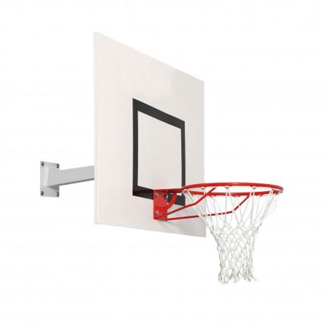 But de basket mural - déport 0,60m (l'unité)