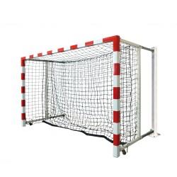 Buts de handball rabattable acier galvanisé 80x80mm