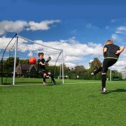 But de football débutant auto-lesté (l'unité)