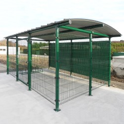 Boxit Standard Shelter - steel roof