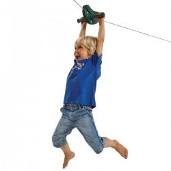 Zip wire kit for children